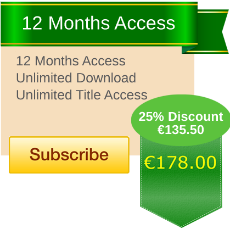 Annual subscription 25% off 1916 easter rising